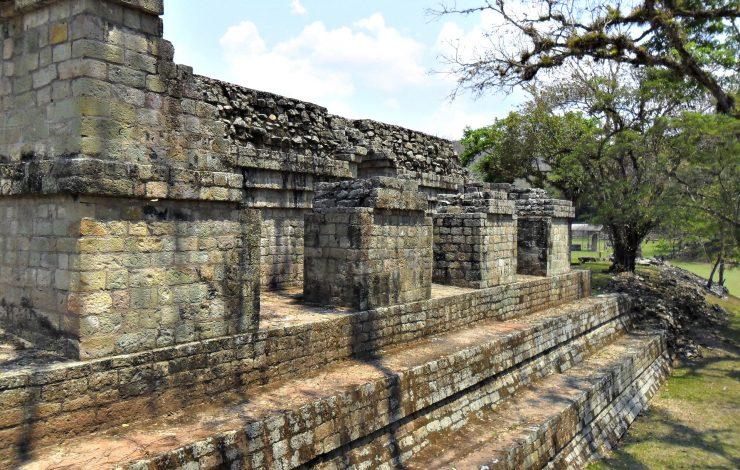 Espectacular arquitectura y atributos científicos e históricos convirtieron a Copán en Patrimonio de la Humanidad